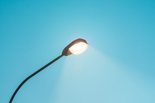 Felanmälan belysning