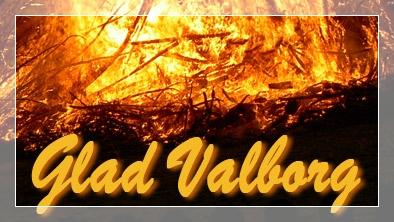 Vi vill passa på att önskar er alla en trevlig Valborg!